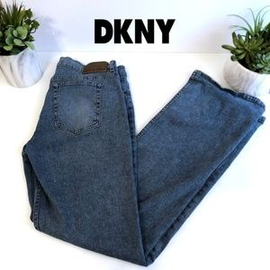 DKNY Flare Jeans Size 12R circa 90s to 2000s
